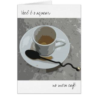 Cartão de Dia dos Namorados Card