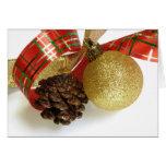 Cartão de Natal Tarjeta De Felicitación