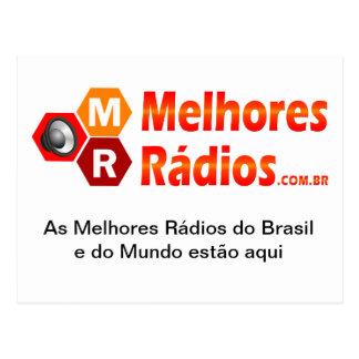 Cartão Postal do portal Melhores Rádios