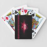 Cartas de juego tarjetas romanticismo