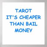 cartas de tarot poster