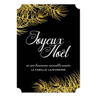 """Carte de Noël Invitación 5"""" X 7"""""""