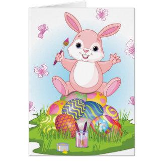 "Carte ""Joyeuses Pâques"" Greeting Card"