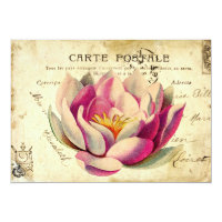 CaRTe PoSTaLe GaRDeN PaRTy iNViTaTioNs