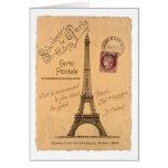 Carte Postale greeting card