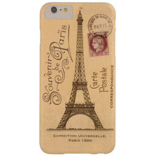Carte Postale iPhone 6 Plus Case