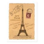 Carte Postale post card