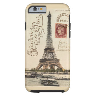 Carte Postale Tough iPhone 6 Slim Case Tough iPhone 6 Case