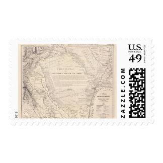 Carte, Province of Santiago del Estero Postage Stamp