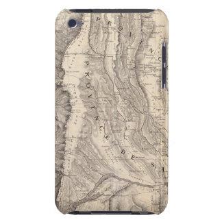 Carte, provinces de La Rioja San Juan Barely There iPod Case