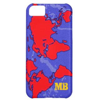 carte roja fresca du monde funda para iPhone 5C