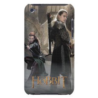 Cartel de película 2 de TAURIEL™ y de LEGOLAS iPod Touch Case-Mate Coberturas