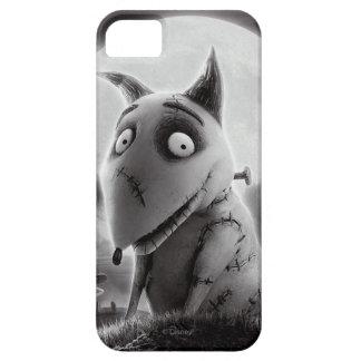 Cartel de película de Frankenweenie iPhone 5 Carcasa