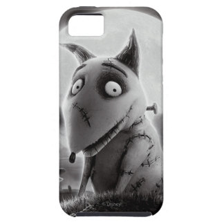 Cartel de película de Frankenweenie iPhone 5 Carcasas