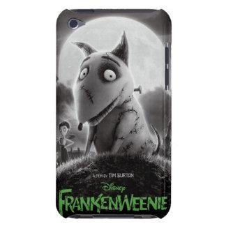 Cartel de película de Frankenweenie iPod Touch Protectores