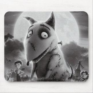 Cartel de película de Frankenweenie Tapete De Raton