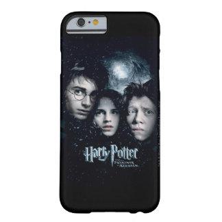 Cartel de película de Harry Potter Funda Para iPhone 6 Barely There