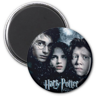 Cartel de película de Harry Potter Imán Redondo 5 Cm