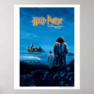 Cartel de película de Harry y del International de Póster