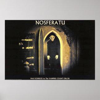 Cartel de película de Nosferatu Póster