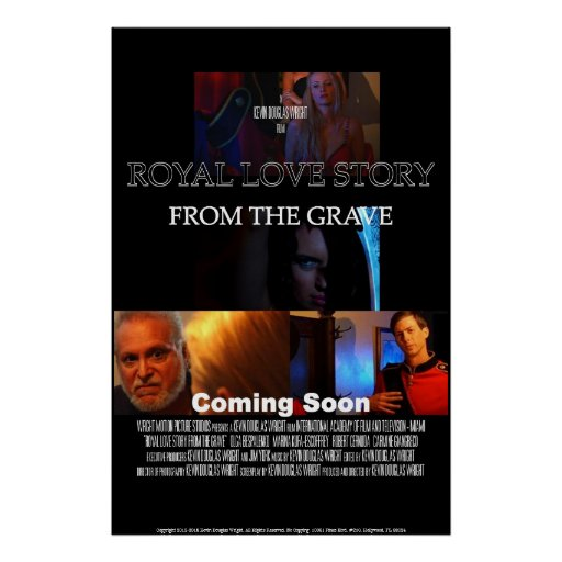 Cartel de película - Love Story real del sepulcro Posters