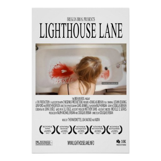 Cartel de película - premios poster