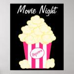 Cartel de película untado con mantequilla caliente posters