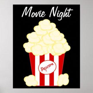 Cartel de película untado con mantequilla caliente póster