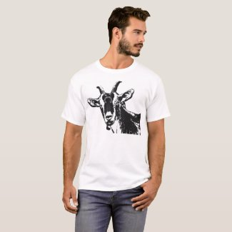 cartel goat t shirt