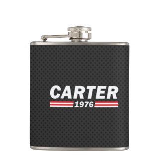 Carter 1976 (Jimmy Carter) Hip Flask
