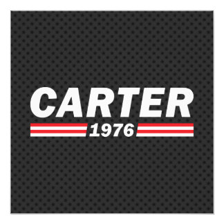 Carter 1976 (Jimmy Carter) Photo Print