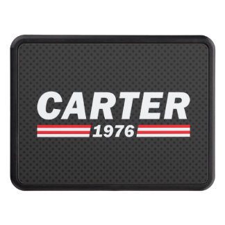 Carter 1976 (Jimmy Carter) Tow Hitch Covers