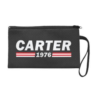 Carter 1976 (Jimmy Carter) Wristlet Purse