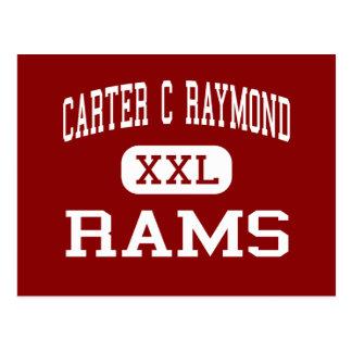 Carter C Raymond - Rams - Junior - Lecompte Postcard