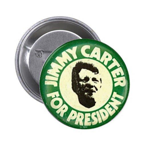 Carter for President - Button