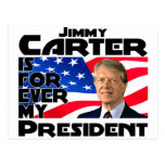 Carter Forever Postcard