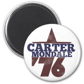 Carter Mondale 1976 2 Inch Round Magnet