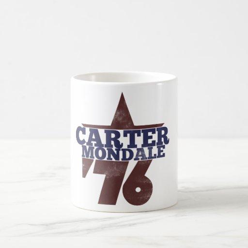 Carter Mondale 1976 Coffee Mug