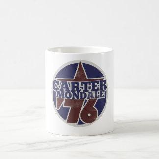 Carter Mondale 76 Coffee Mug