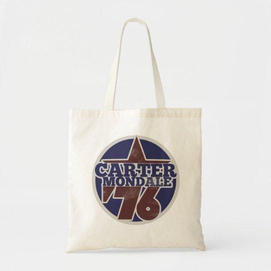 Carter Mondale 76 Tote Bag