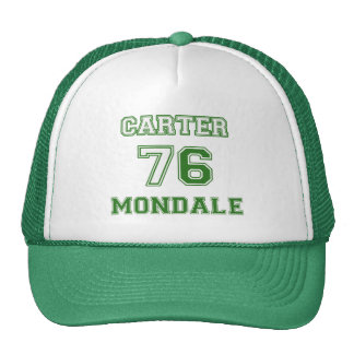 Carter - Mondale 76' Trucker Hat