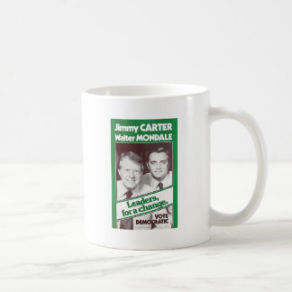Carter - Mondale Coffee Mug