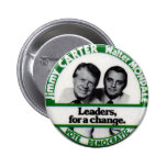 Carter-Mondale jugate - Button