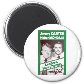 Carter - Mondale Magnet