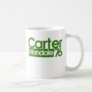 Carter Mondale Retro Politics Mug