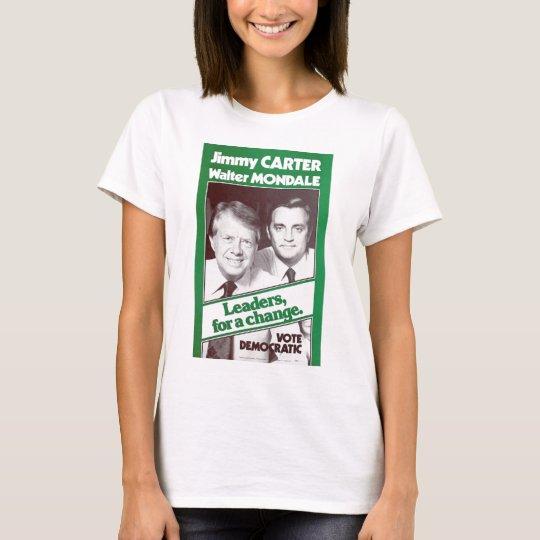 Carter - Mondale T-Shirt