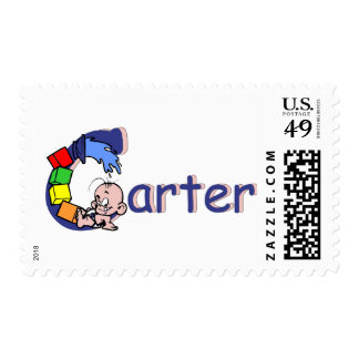 Carter Postage Stamps