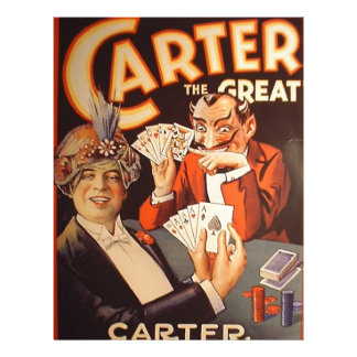 Carter the Great Letterhead