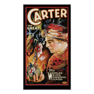 """""""Carter the Great"""" Print"""