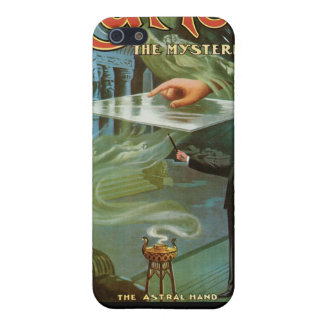 Carter The Mysterious ~ Vintage Magic Act Cover For iPhone SE/5/5s